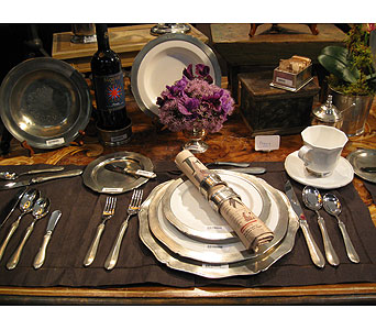 Place Serving and Flatware in Blue Bell PA, Country Flower Shoppe