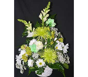 Feeling Lucky Basket Deluxe in Port St Lucie FL, Flowers By Susan