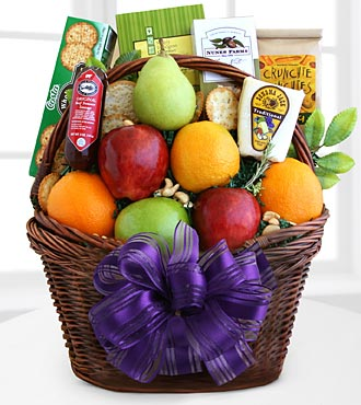 ORCHARD FRUITS AND GOURMET BASKET in Vienna VA, Vienna Florist & Gifts
