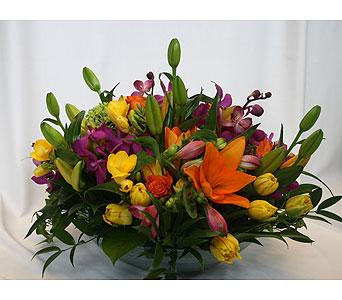 Fine Floral Designs, Victoria, British Columbia - Teleflora's Island Blooms, picture
