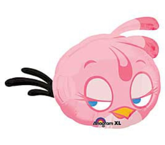 Angry Birds- Pink in Perrysburg & Toledo OH - Ann Arbor MI OH, Ken's Flower Shops