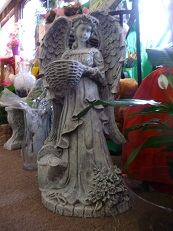Angel in the Garden in Milford OH, Jay's Florist