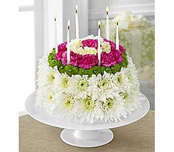 Birthday in Whittier CA, Ginza Florist