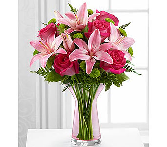 The Garden Terrace� Bouquet by FTD� in Ft. Lauderdale FL, Jim Threlkel Florist