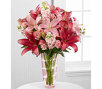 The Loving Thoughts� Bouquet by FTD� in Ft. Lauderdale FL, Jim Threlkel Florist