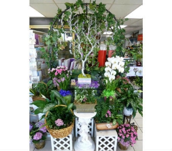 A Secret Garden Florist in Huntington Beach CA, A Secret Garden Florist
