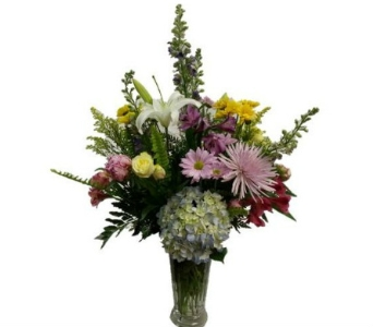 Classic Spring  - Custom Design by Agnew Florist in Watertown CT, Agnew Florist