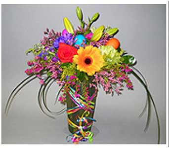 Fiesta Fresh Arrangement in San Antonio TX, Allen's Flowers & Gifts
