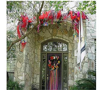 Fiesta San Antonio Duchess Home Decorations Scarlet O'Hara in San Antonio TX, Allen's Flowers & Gifts