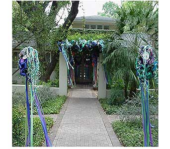 Fiesta San Antonio Duchess Home Decorations in San Antonio TX, Allen's Flowers & Gifts