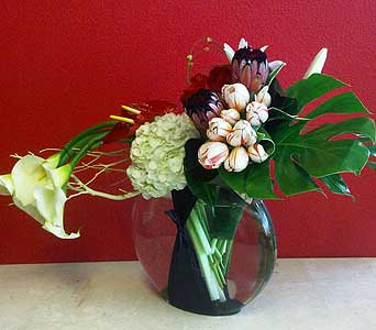 Midnight Kiss in Las Vegas-Summerlin NV, Desert Rose Florist