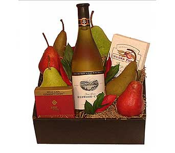 Allen''s Wine Country Basket in San Antonio TX, Allen's Flowers & Gifts