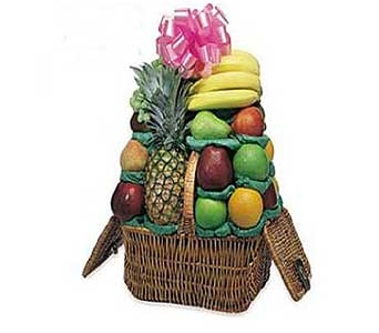 The Weekend Fruit Basket in San Antonio TX, Allen's Flowers & Gifts