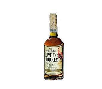 Wild Turkey Bourbon 80 in San Antonio TX, Allen's Flowers & Gifts