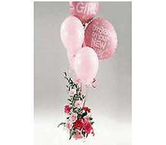 Baby Balloon Bouquet in San Antonio TX, Allen's Flowers & Gifts