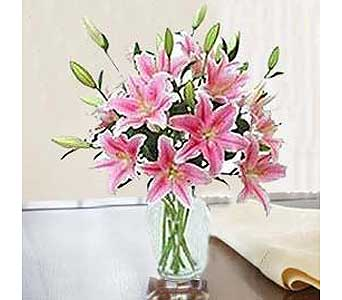 Kissproof Lily Bouquet in San Antonio TX, Allen's Flowers & Gifts