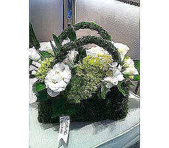 Moss Handbag  in Bellevue WA, CITY FLOWERS, INC.