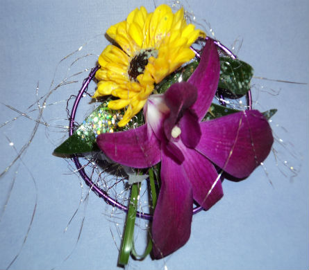 ONE OF A KIND BOUTONNIERE in Hagerstown MD, Chas. A. Gibney Florist & Greenhouse