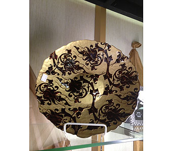 Large Decorative Platter in New Castle PA, Butz Flowers & Gifts