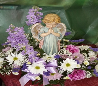 Angel of Flowers in Milford OH, Jay's Florist