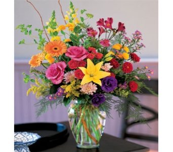 Dazzling Bouquet in East Syracuse NY, Whistlestop Florist Inc