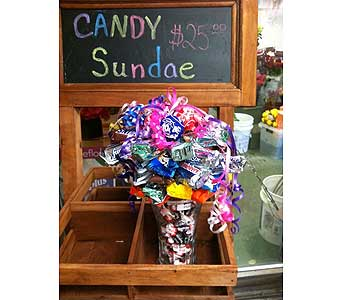 Candy Sundae in Owego NY, Ye Old Country Florist