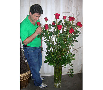5 Foot Fabulous in Dallas TX, Petals & Stems Florist