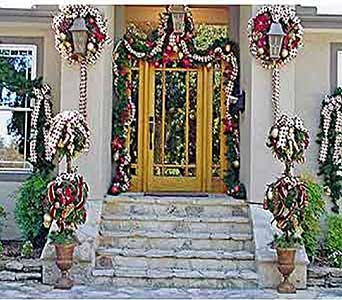 Door Decorations in San Antonio TX, Allen's Flowers & Gifts