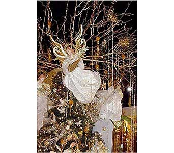 Tree Top Angel in San Antonio TX, Allen's Flowers & Gifts