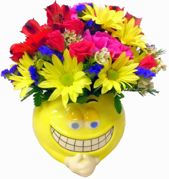 You're Never Fully Dressed without a Smile in Las Vegas NV, A French Bouquet