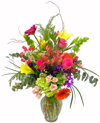 Aside Avon's Banks in Newport News VA, Pollards Florist