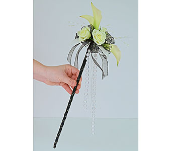 Black Magic Scepter in Indianapolis IN, Gillespie Florists
