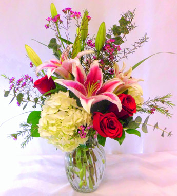 The Alice in Scranton PA, McCarthy Flower Shop<br>of Scranton