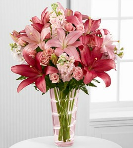 Loving Thoughts Bouquet  in Lemont IL, Royal Petals