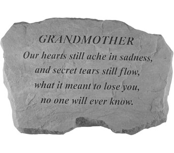 Hearts Ache - Grandmother in Monroe MI, Monroe Florist