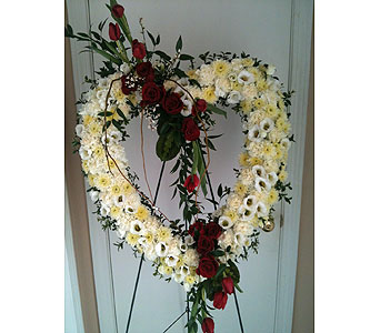 Our Hearts Are Broken in Guilford CT, Guilford White House Florist
