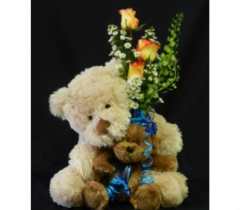 Bear Hugs in Albuquerque NM, Silver Springs Floral & Gift
