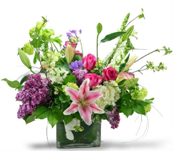 Make Your Mama Happy! in Bellevue WA, Lawrence The Florist