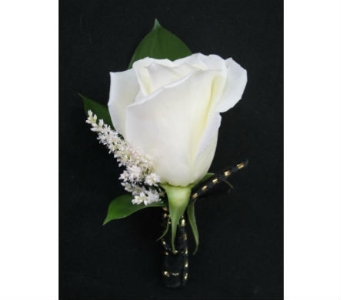 White Rose in Lawrence KS, Owens Flower Shop Inc.