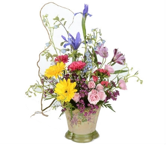 Garden Bouquet in Silver Spring MD, Bell Flowers, Inc