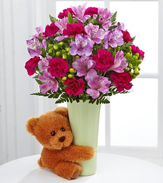 The FTD Big Hug Bouquet in Waterford MI, Bella Florist and Gifts