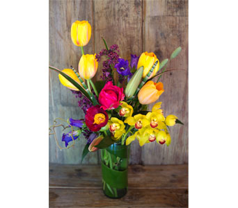 {Bold & Beautiful} in Orinda CA, Misaghi Design Orinda Florist