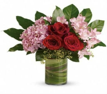 Island Romance in Princeton, Plainsboro, & Trenton NJ, Monday Morning Flower and Balloon Co.