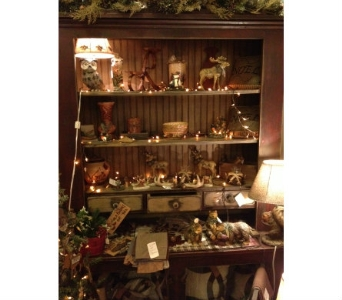 Store Tour in Loudonville OH, Four Seasons Flowers & Gifts