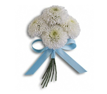 Country Romance Boutonniere in Trumbull CT, P.J.'s Garden Exchange Flower & Gift Shoppe