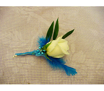 Boutonniere in Lake Forest CA, Cheers Floral Creations