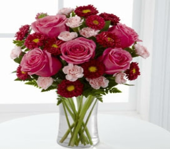 Precious Heart� Bouquet in Wichita KS, Lilie's Flower Shop