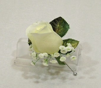 Rose Boutonniere in Herndon VA, Herndon Florist, Inc