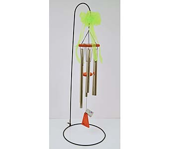 Peaceful Blessings Wind Chime in Indianapolis IN, Gillespie Florists