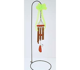 Comforting Wind Chime in Indianapolis IN, Gillespie Florists